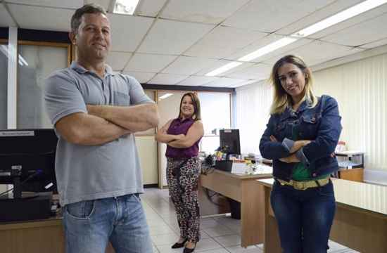 Anair, Carla e Cláudia contam quais foram as mudanças implementadas pela empresa na qual trabalham para melhorar a qualidade de vida